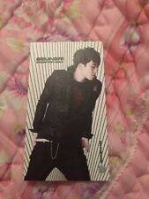 Big bang Seungri starcard rare OFFICIAL photocard card  Kpop k-pop u.s seller