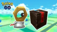 4X Meltan Lure boxes for Pokemon GO! FULL GET MELMETAL! 4 Mysterious Box Combo!