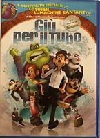 GIU' PER IL TUBO - DVD D031092