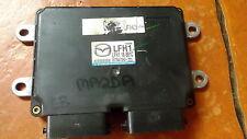ECU  MAZDA  E6T54472H2, LFH1 18881C
