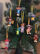 Dora The Explorer Christmas Tree Decorations  8 ornaments stocking filler gift