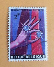 1965 2F Diamantexpo Antwerpen Belgie Belgique Stamp