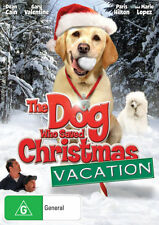The Dog who saved Christmas Vacation * NEW DVD * Paris Hilton Mario Lopez