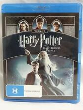 Blu-ray - Harry Potter and The Half-Blood Prince - Year 6