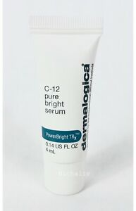 Dermalogica C-12 Pure Bright Serum Powerbright TRX 4ml Travel Quick + Free Post