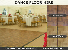 Dance Floor Hire All Weather 3 day week hire or 5 day weekend hire