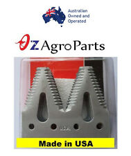 Dura Twin Coarse Knife Section for John Deere 600 & 900 series, H163131