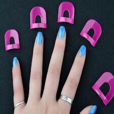 Fashion Nail Art Template Clip Anti-Flooding Nail Polish Edge Accessories NP2C