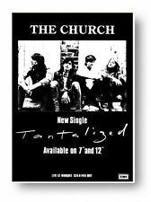 The Church 'Tantalized' Poster