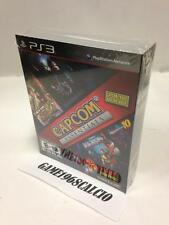 CAPCOM ESSENTIALS RESIDENT EVIL 6 DEAD RISING 2 STREET FIGHTER ETC (PS3) NUOVO