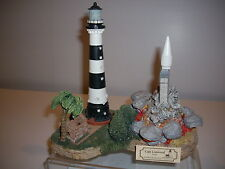 Cape Canaveral, Fl Lighthouse by Harbour Lights # 163, 1996, 763/9500