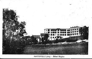 A02113+  CPA 01 + HAUTEVILLE  HOTEL  REGINA