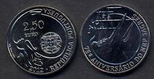 PORTUGAL 2.50 Euro 2012 Ann. Ship Sacres UNC