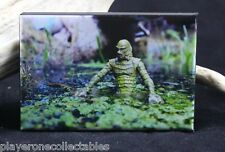 "Creature From the Black Lagoon - 2"" X 3"" Fridge / Locker Magnet. Toy Photography"
