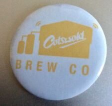 Cotswolds Brew Co promo pin badge
