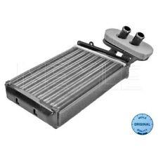 MEYLE Heat Exchanger, interior heating MEYLE-ORIGINAL Quality 100 819 0001