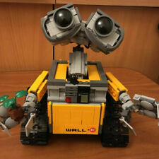 Wall E Robot New Lego Building Block Gift Games Figure Action Pixar Toy Model