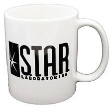 Star labs The Flash Comics Novelty Mug PRINTED MUG MUGS-GIFT Present