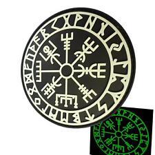Patch Vegvisir Viking Compass Gliederung Dark