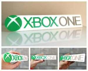 Xbox One - custom-made 3D shelf display/fridge magnet