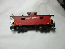ATLAS  # 6303-3 NE-6 CABOOSE  NEW HAVEN ROAD# C-665.NEW WITH BOX H.O.