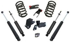 "Chevrolet Sierra Silverado V6 2""-4"" Drop Lowering Kit w/Shocks 88-1998"