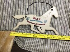 Horse  Wood Sign Wall Plaque