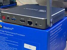 Beelink AP34 MINI PC Intel N3450 4GB RAM + 64GB EMMC Windows 10