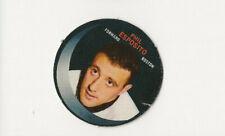 1968-69 O-Pee-Chee Phil Esposito Puck Sticker insert. OPC
