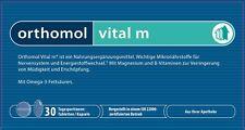 ORIGINAL ORTHOMOL® VITAL m - Tablets plus Capsules - 30 day's supply