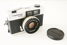 Voigtlander VF135 Rangefinder Camera w/ Color Skoparex 40mm f2.3 / FILM TESTED