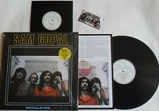 Lp&7' SAM GOPAL escalator (Re) bt5012-RSD 2017-SEALED (Lemmy, Motörhead)