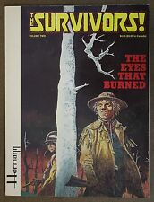 Survivors Vol. 2 The Eyes That Burned (1983 Hermann) Gn