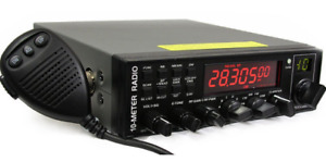 Dynascan AT5555 V6 CB Radio 10M 11M SSB UK40 Programmed Export Mode
