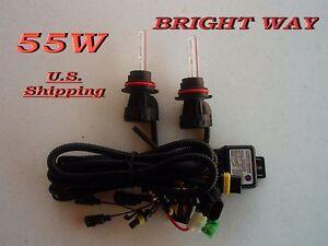 HID Relay Harness H13 12V 35W/55W Bi-Xenon Hi/Lo H/L Wiring Controller
