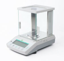 300 g 0.1 mg Lab Analytical Balance Digital Precision Scale Auto Calibration