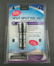 Simple Solution Spot Spotter HD UV Urine Detector NEW