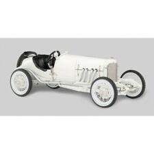 CMC 206 - MERDEDES BENZ TARGA FLORIO 1924 BLANCHE 1/18
