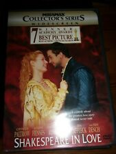 Shakespeare In Love - Dvd - Watched Once!