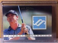 New listing 2003 UPPER DECK FAIRWAY FABRICS FF-LJ LEE JANZEN