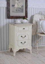 Nightstand Country Style Bedside Table Vintage Nachttsch Dresser Night Console
