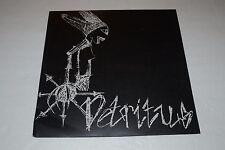 Detritus~Self Titled~Ruin Nation~IMPORT~With Inserts~Crust Punk~Rudimentary Peni