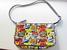 RELIC Brand Bag Purse Handbag Old MOVIE Titles and Actors MINT Condition