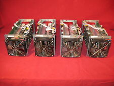 Lot of 4 Used    Bitmain AntMiner  S1's  Bitcoin Miners