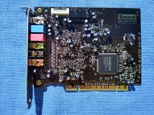 Creative Sound Blaster Audigy 2 SB0400 PCI Sound Card - Tested Working