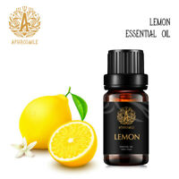 Lemon Essential Oil 10 mL (1/3 oz) 100% Pure, Undiluted
