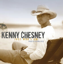 Kenny Chesney - Just Who I Am: Poets & Pirates [New CD]