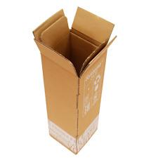 Flaschenversandkarton 1 Flasche inkl. Einlage Wein Sekt PTZ Weinkarton DHL UPS