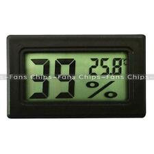 1PCS Digital LCD Indoor Temperature Humidity Meter Thermometer Hygrometer CF