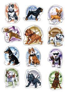 Hood Hounds Prismatic Paper Sticker Select Design From Dropdown Below